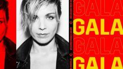 'Freed from Desire'-zangeres Gala entertaint dinsdag Duivels-fans, ook vlaggen en fotobooth van de partij