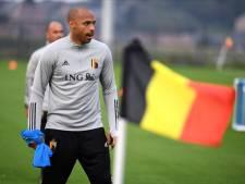 Thierry Henry ne sera pas avec les Diables pour le Final Four