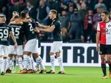 Onthutsend zwak Feyenoord lijdt thuisnederlaag tegen NAC