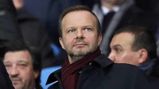 Ed Woodward stopt eind dit jaar als CEO van Manchester United