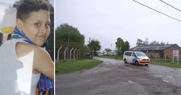 De 9-jarige Daniel werd gisteren dood aangetroffen in een gracht.