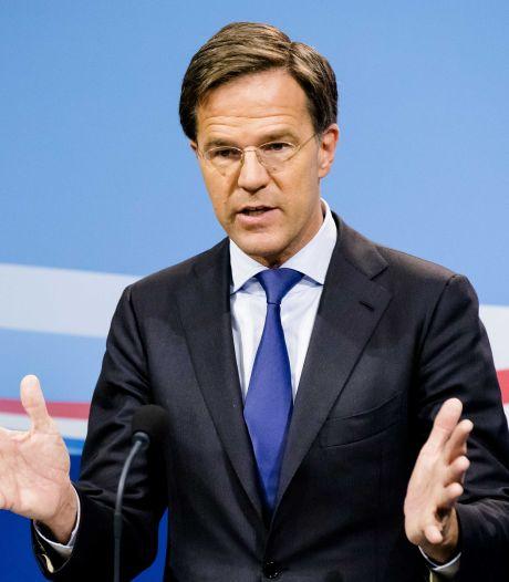 Premier Rutte: Afschaffen dividendtaks heroverwegen
