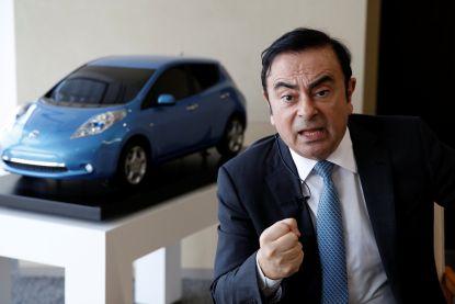 Ghosn stopt als CEO bij Nissan om zich te concentreren op alliantie met Renault