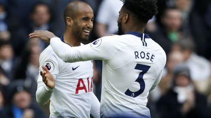 Tottenham haalt het ruim van Huddersfield, Moura scoort hattrick