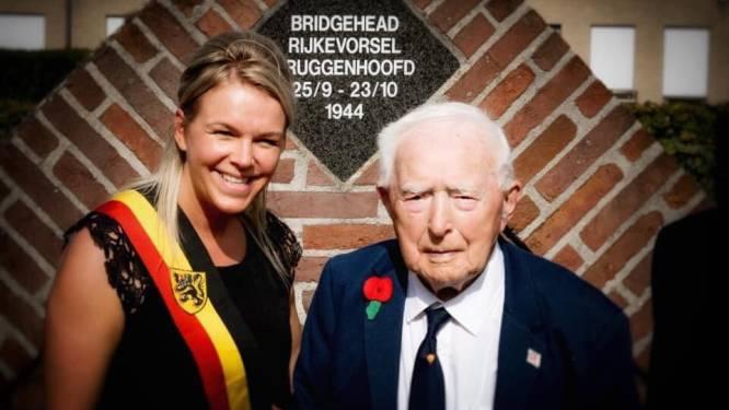 """Oorlogsveteraan en ereburger Jos Clijmans (100) overleden: """"Jos, heel het dorp is fier op wat je voor ons én ons land hebt gedaan"""""""