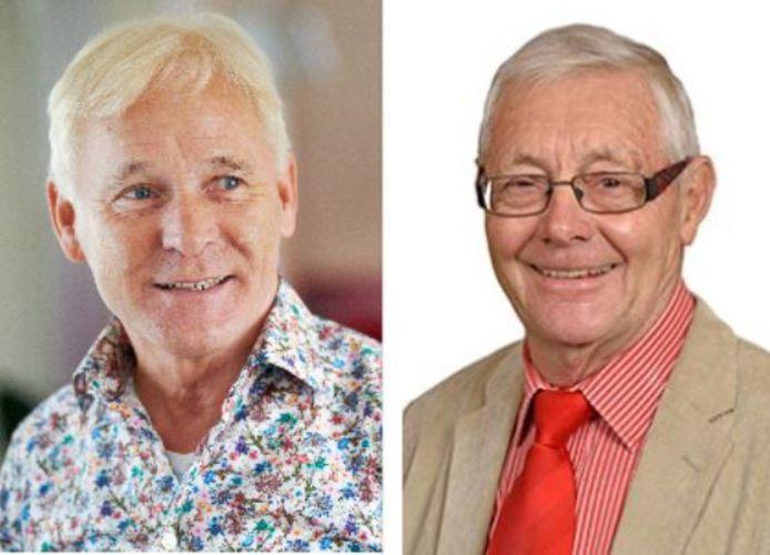 Tinie Kardol en Harry van Tiel gaan samen verder als de nieuwe partij UdenPlusLanderd.