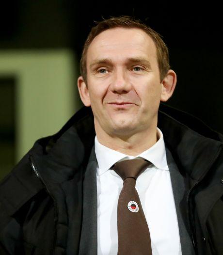 Ferry de Haan nieuwe technisch manager van SC Heerenveen
