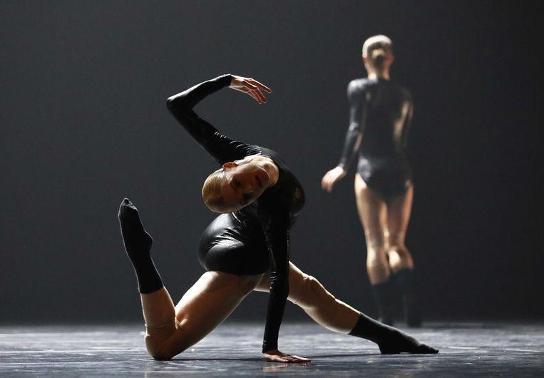 Alma van choreograaf Cayetano Soto, het derde deel van vierluik The Battle van Introdans. Beeld Hans Gerritsen