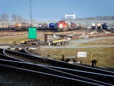 DB Cargo over sluiting Kijfhoek: Twee tot drie keer zoveel tijd kwijt om wagons op juiste spoor te zetten