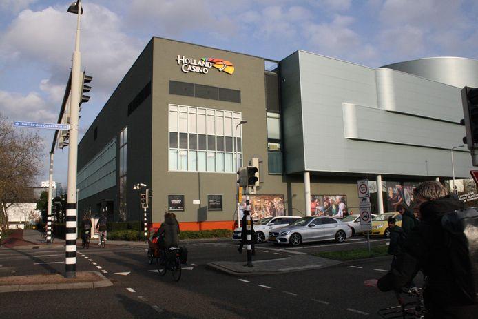 Het voormalige gebouw van Holland Casino