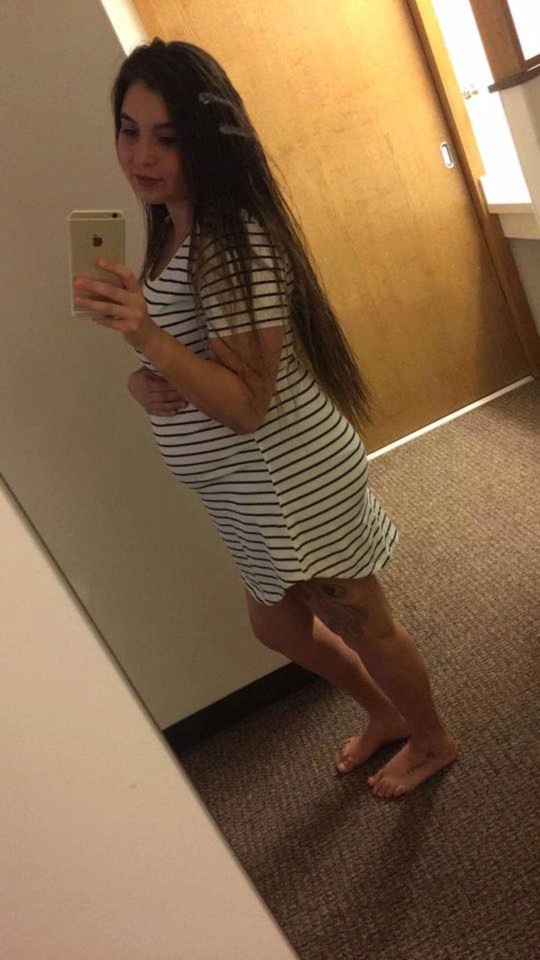 Savanna was acht maanden zwanger toen ze werd vermoord door haar bovenbuurvrouw.
