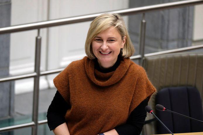 Hilde Crevits is de logische Vlaamse lijsttrekker in onze provincie.