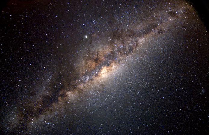 Tot hiertoe konden enkel planeten binnen onze Melkweg gedetecteerd worden.