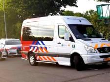 Als brandweer vermomde politiewagen betrapt bellende bestuurder