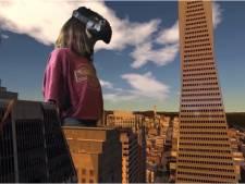 Visiter une ville en réalité virtuelle dans la peau d'un... géant