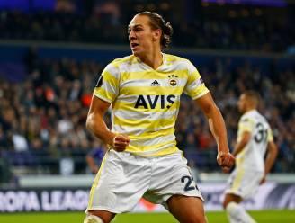 Straffe transfer voor Waasland-Beveren: Fenerbahçe-spits Frey trekt naar de Freethiel