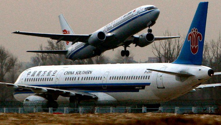 Een Airbus A321. Beeld REUTERS