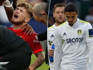 Liverpool klopt Leeds, maar zege wordt overschaduwd door zware blessure van talentvolle middenvelder Elliott
