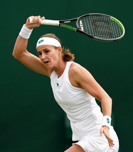 Greet Minnen réalise l'exploit en éliminant l'Argentine Nadia Podoroska au 1er tour de l'US Open