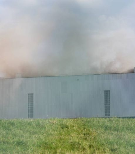 Brand bij kolencentrale onder controle
