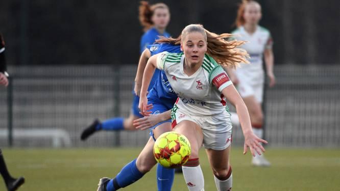 """Tess Lameir trekt met OHL naar FWS Woluwe: """"We moeten er opnieuw staan als team"""""""