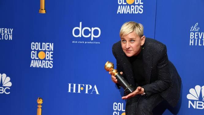 Producent Ellen DeGeneres doet boekje open: 'Het waren pittige maanden'