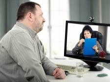 Beeldbellen of chatten met je psycholoog: 'Voor het resultaat maakt het niets uit'