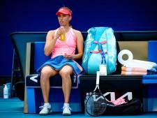 """Elise Mertens, battue par Muchova: """"J'ai laissé tout ce que j'avais sur le court"""""""