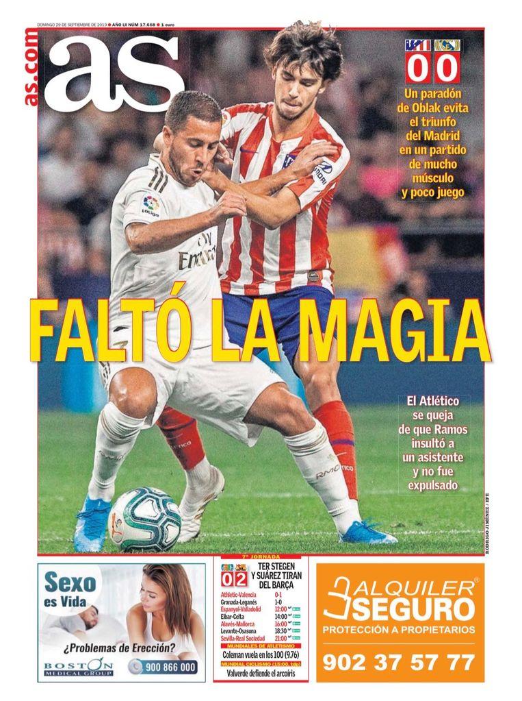 De Spaanse kranten