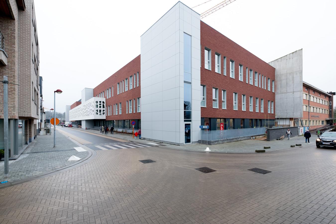 BORNEM - bezoek aan de nieuwbouw van de Sint-Jozef Kliniek - EDT - Foto David Legreve