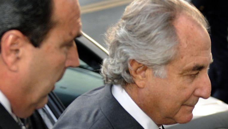 Bernard Madoff. Beeld AFP