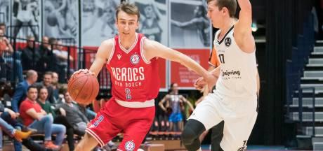 Boy van Vliet zeker zes weken aan de kant bij Heroes Den Bosch