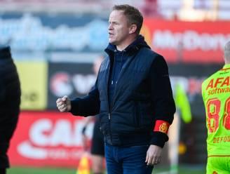 """Geschorste Wouter Vrancken ambitieus: """"We willen Europe play-offs winnen"""""""