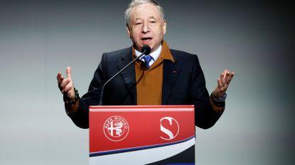 Jean Todt blijft voorzitter van de Internationale Autosportfederatie