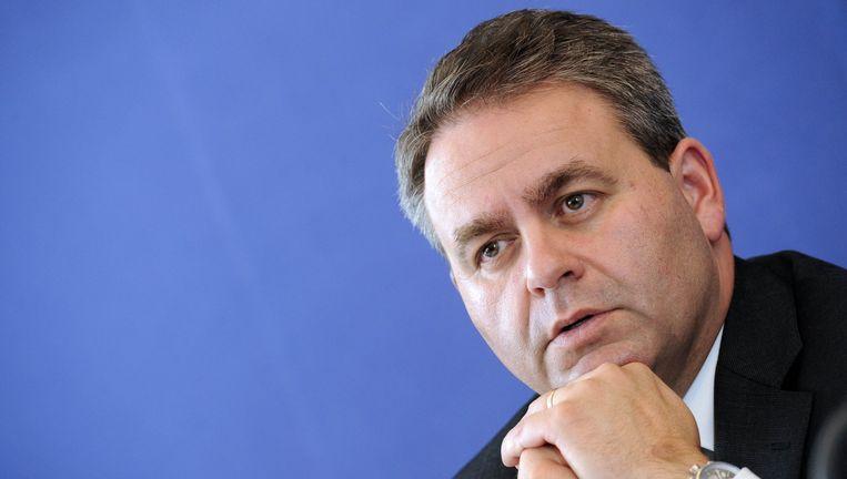 Xavier Bertrand. Beeld AFP