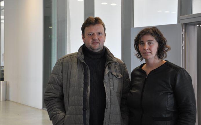 Bioboeren Pieter Van Poucke en Annelies Marchand zijn in beroep gegaan tegen het vonnis.