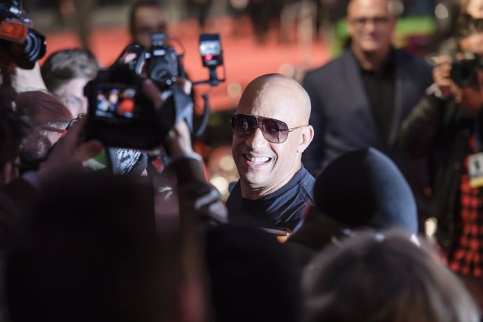 Acteur Vin Diesel