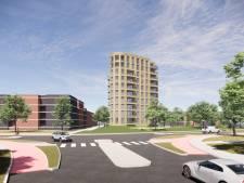Buurt verbijsterd om plan voor 34 meter hoge woontoren aan Noordeinde in Zevenaar