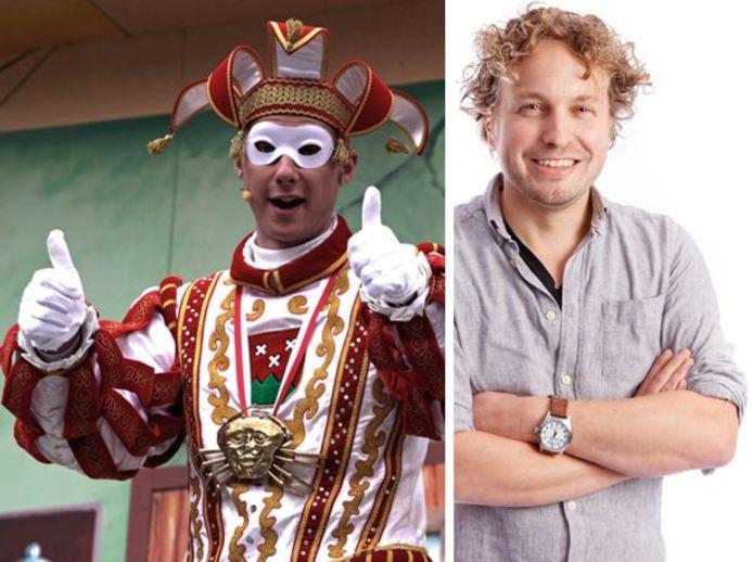 In carnavals- of vastenavendplaatsen als Bergen op Zoom houdt de traditie zichzelf wel in stand, ziet columnist Niels Herijgens