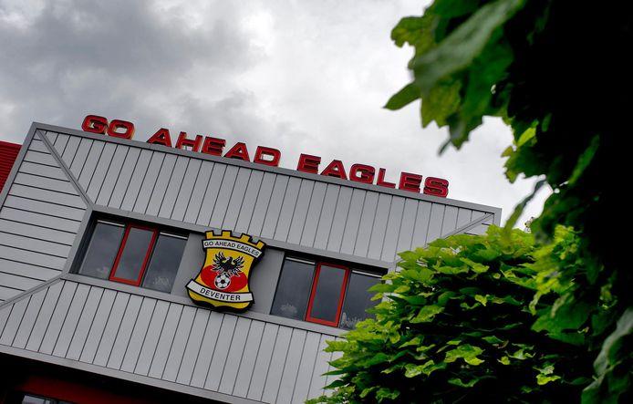 Go Ahead Eagles.