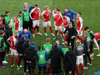 """Denen proberen na drama met Eriksen draad weer op te pikken: """"Maar voor sommigen zal België te vroeg komen"""""""