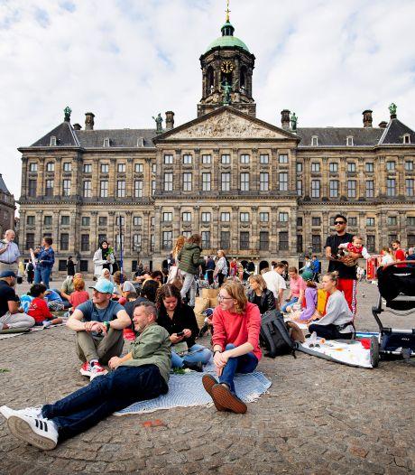 Protest-wandeltocht tegen QR-code in Roosendaal: 'Geen idee of het druk gaat worden'