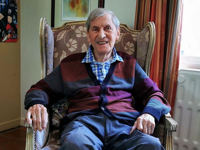 Oorlogsveteraan Sidney Cole wordt maandag 100 jaar jong.