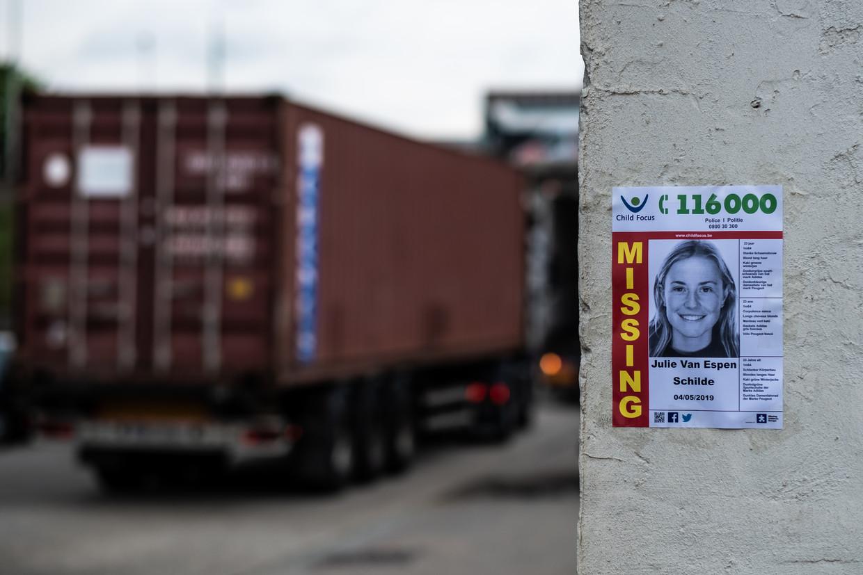 De moord op Julie Van Espen zorgt voor veel vragen over het justitiebeleid. Beeld Wouter Maeckelberghe