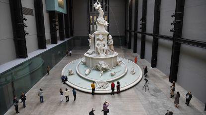 """Jongetje (6) dat van tiende verdieping Tate Modern werd geduwd, kan """"niet meer praten en bewegen"""""""