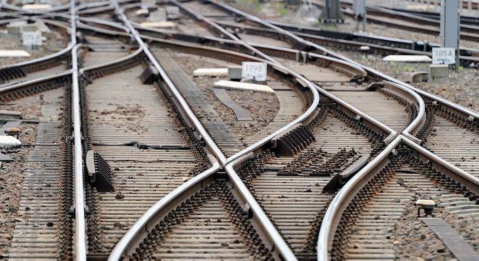 Onder meer door werk aan wissels op het spooremplacement in Zutphen rijden er in de herfstvakantie geen treinen tussen Dieren en Zutphen. Foto ter illustratie.