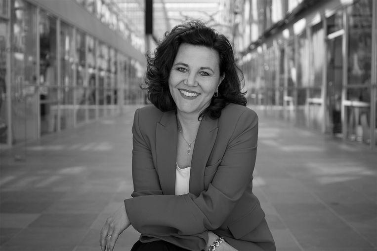 Deborah Lauria, directeur Cliëntenbelang Amsterdam. Beeld