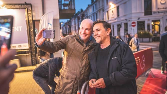 Top-dj Laurent Garnier (55) neemt ruim de tijd voor fans op Film Fest Gent