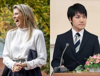ROYAL BITS. Koningin Máxima krijgt luide verrassing en de verloofde van Japanse prinses Mako wacht  allesbepalende ontmoeting