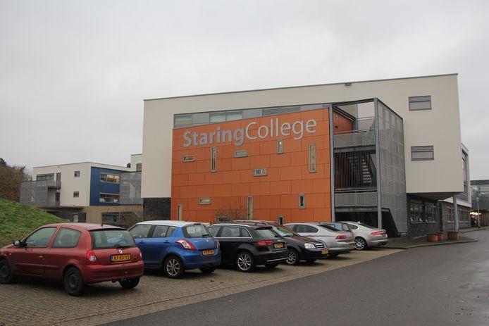 Scholengemeenschap Staring College in Lochem.
